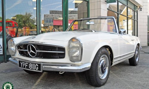 1967 Mercedes Benz 250SL Pagoda For Sale