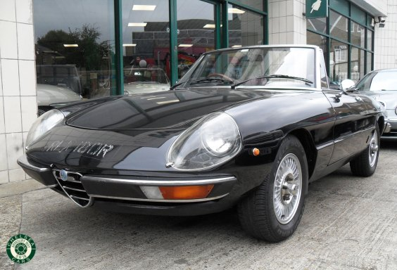 1977 Alfa Romeo 2000 Spider For Sale