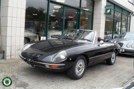 1977 Alfa Romeo 2000 Spider For Sale