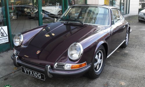 1969 Porsche 911 2.0 E Sportmatic RHD For Sale