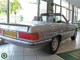 1983 Mercedes Benz 500SL For Sale