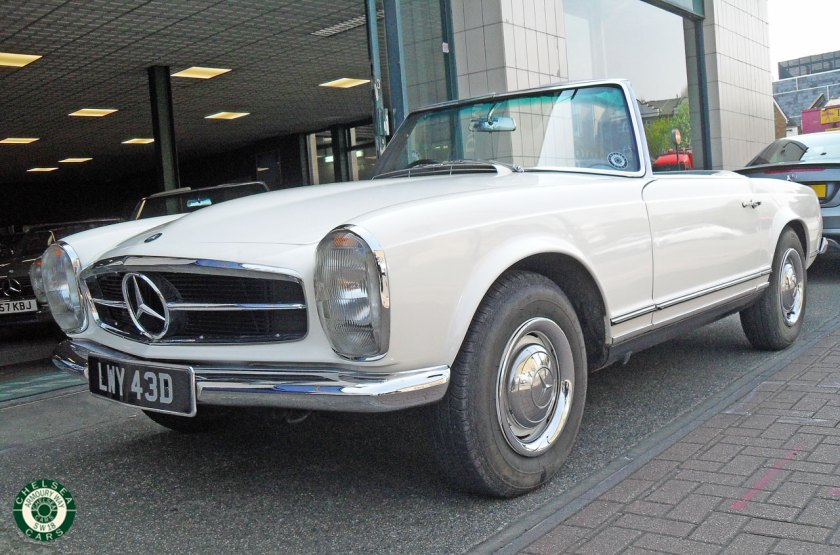 1966 Mercedes Benz 230SL For Sale