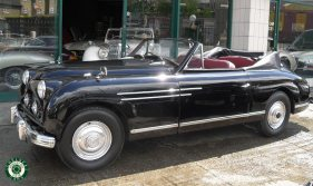 1957 Jensen Interceptor Convertible For Sale
