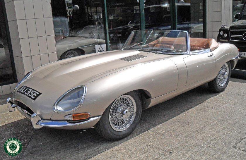 1967 Jaguar E-type Series 1 For Sale