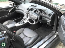 2007 Mercedes Benz SL500 For Sale