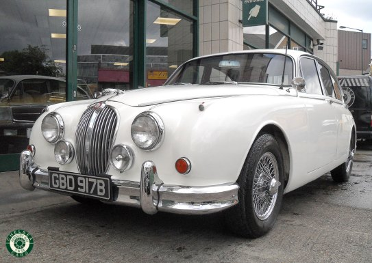 1964 Jaguar 3.8 MKII For Sale