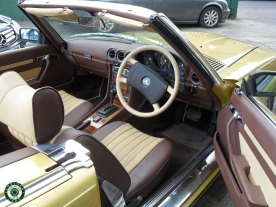 1979 Mercedes 350 SL For Sale