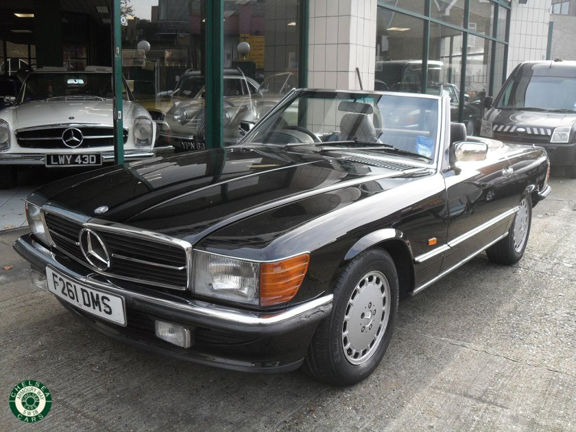 1989 Mercedes Benz 300SL For Sale