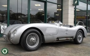 Photo Jaguar C Type Realm Engineering Recreation For Sale