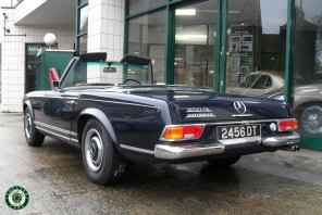 1967 Mercedes Benz 250 SL For Sale