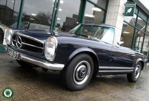 1967 Mercedes Benz 250 SL For Sale