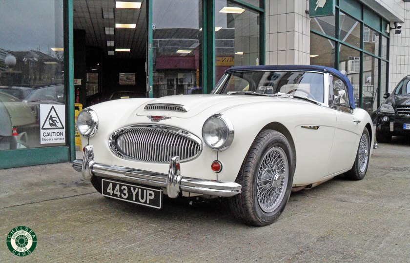 Photo 1962 Austin Healey 3000 For Sale