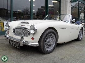 1962 Austin Healey 3000 For Sale