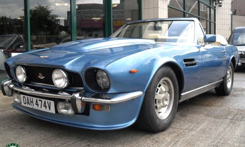 Photo 1979 Aston Martin V8 Volante For Sale