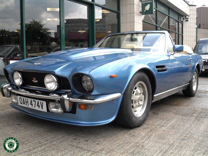 Photo 1979 Aston Martin V8 Volante For Sale