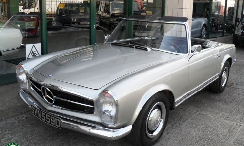 Photo 1966 Mercedes 230SL For Sale