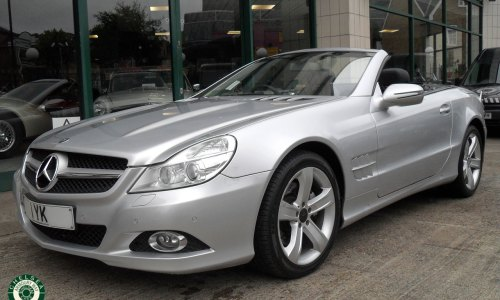 Photo 2008 Mercedes SL350 For Sale
