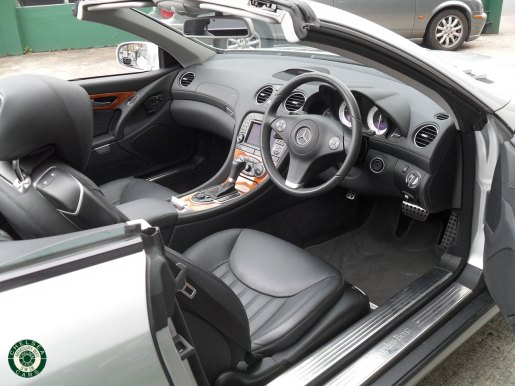 2008 Mercedes SL350 For Sale