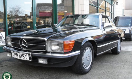 Photo 1983 Mercedes 500SL For Sale
