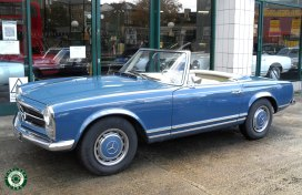 1968 Mercedes Benz 280SL For Sale
