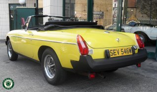 1978 MG B Roadster For Sale