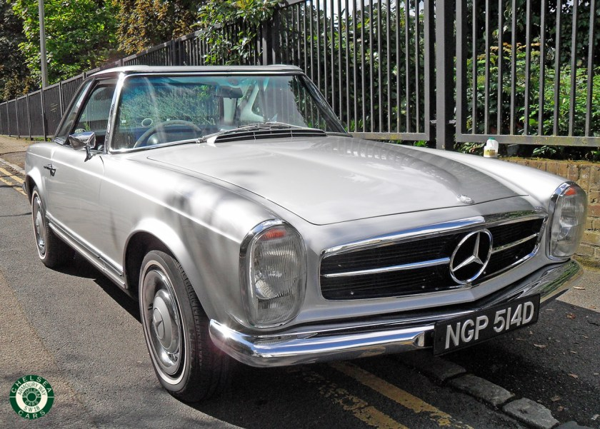 1966 Mercedes 230SL For Sale