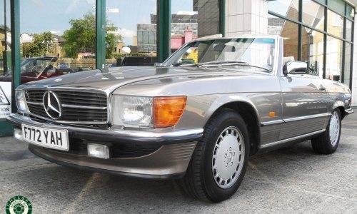 Photo 1988 Mercedes 300SL For Sale