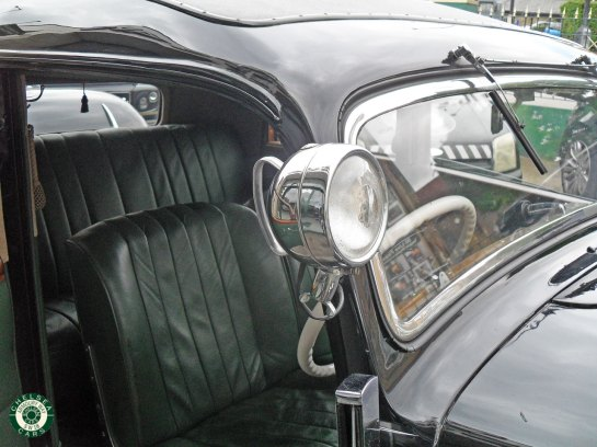 1937 Mercedes 230 Saloon For Sale