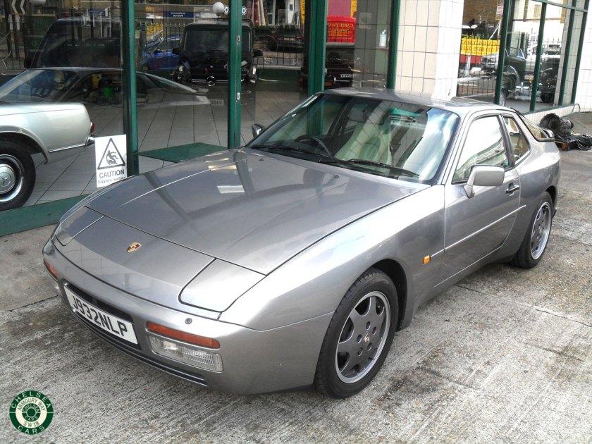 Photo 1991 Porsche 944 Turbo For Sale