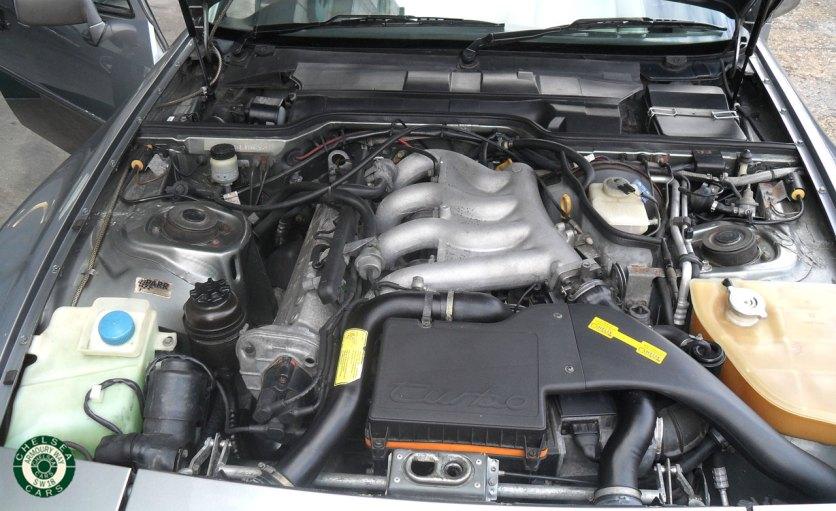 1991 Porsche 944 Turbo For Sale