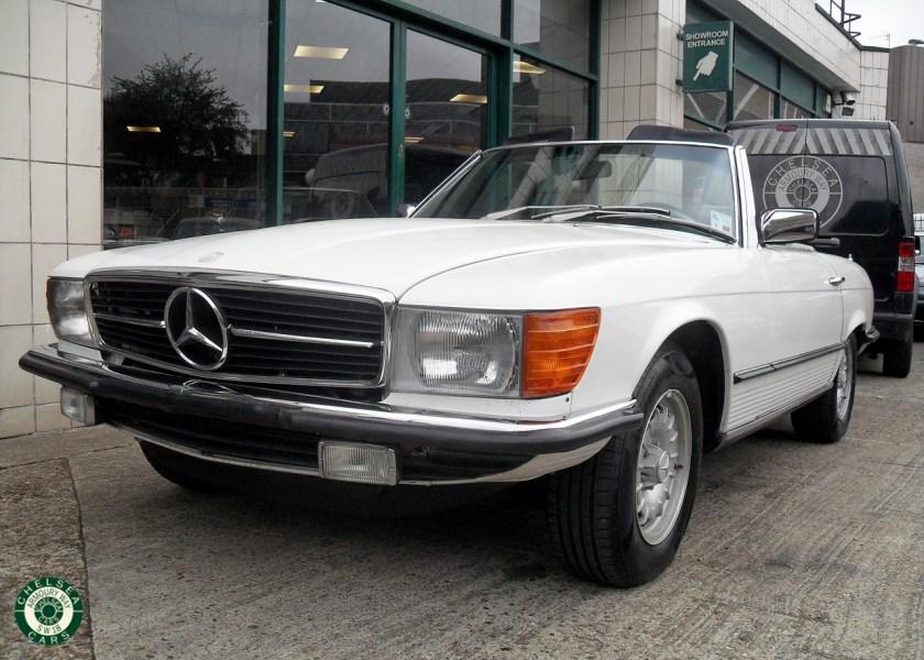 Photo 1979 Mercedes Benz 450SL For Sale