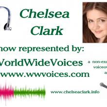 Promo Postcards - Chelsea Clark for WorldWideVoices