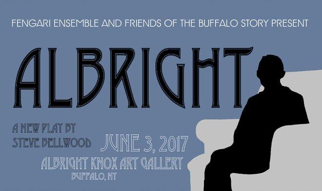 Chelsea Clark play Mark Twain's younest daugher Jean in ALBRIGHT, June 3, 2017
