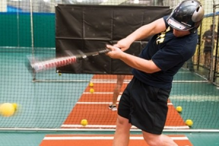 Indoor Skydiving » indoor slow pitch softball batting cages | Indoor ...