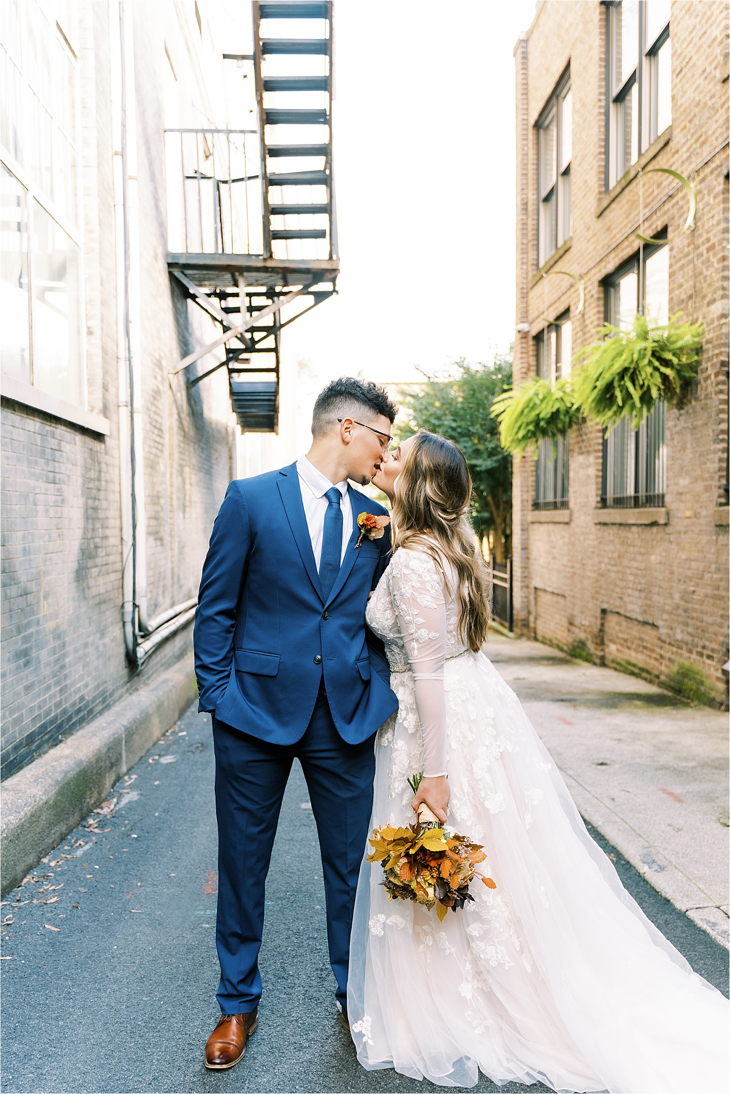 Knoxville Tennessee elopement photographer