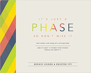 It's Just a Phase - So Don't Miss It