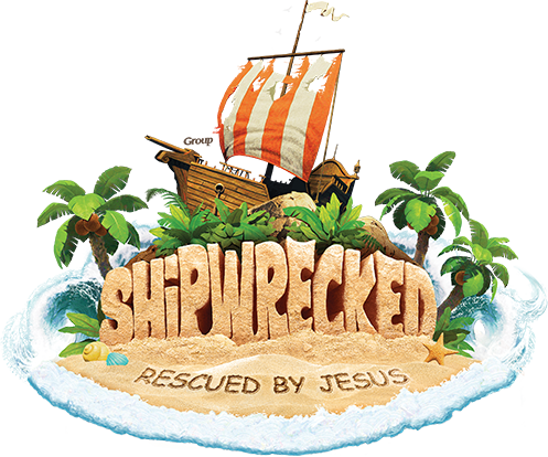 Shipwrecked VBS Logo