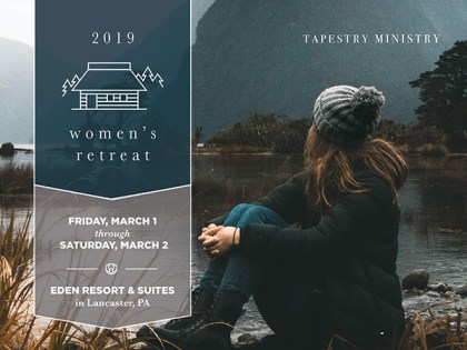 Tapestry Women's Retreat 2019