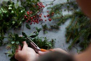 Wreathe Making