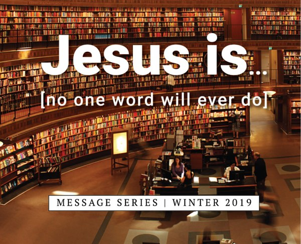 Jesus is the New Creation Image