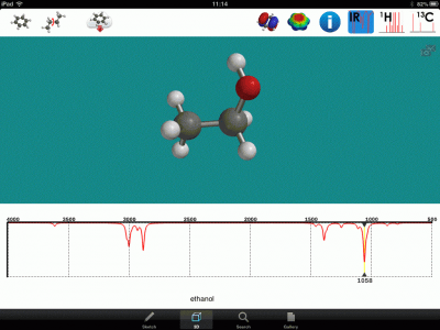 iSPartan-Ethanol-IR