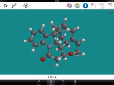iSpartan-Strychnine-3D