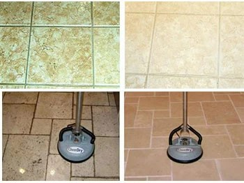 stone tile and grout cleaning services