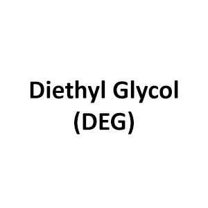 Diethyl Glycol (DEG)