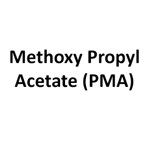 Methoxy Propyl Acetate (PMA)