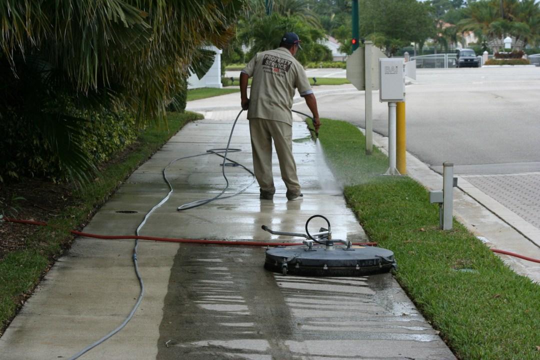 Pressure Washer Boca Raton, Parkland, Delray.