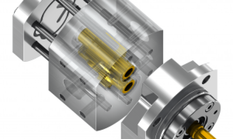 New industrial pump series and retrofit kits for frequent product changes