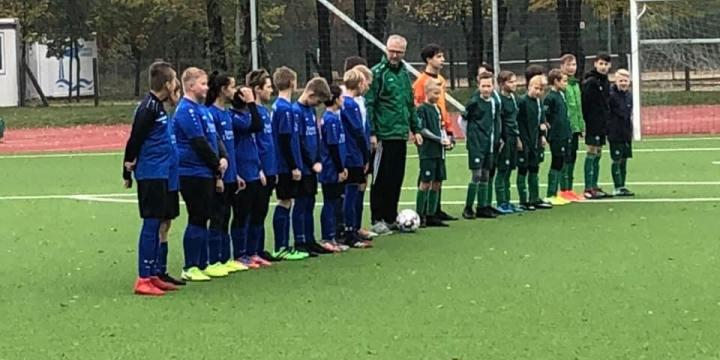 D-Junioren schlagen FC Lauchhammer klar mit 5:0