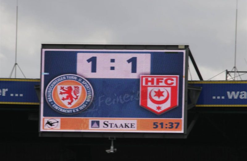 1:1 in Braunschweig