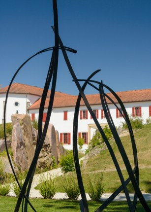 Jardin, et statues de Florence Valay ©Sergio Padura